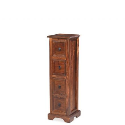 Jali Sheesham Wood Chunky CD Unit